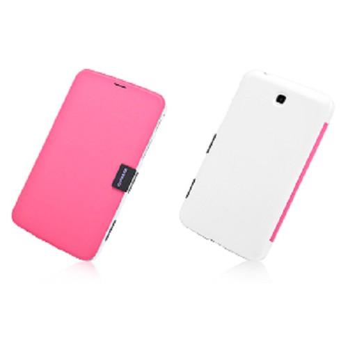 "harga CAPDASE Karapace Jacket Sider Elli for Samsung Galaxy Tab 3 7"" [KPSGT210-4EF2] - Pink/White Bhinneka.Com"